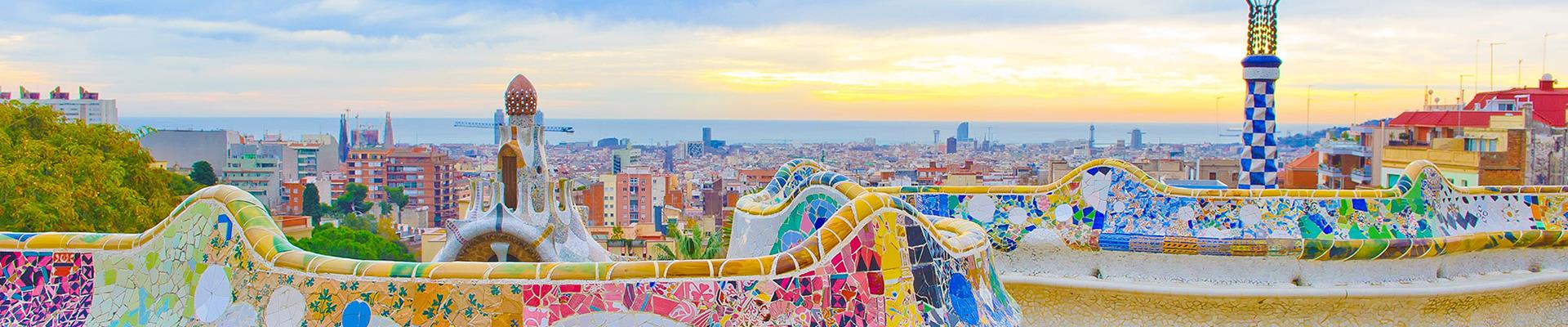 organized trip to barcelona