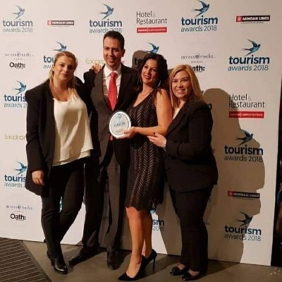 H BCD Meetings & Events Greece βραβεύεται στα Tourism Awards